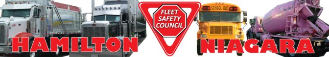 Happy Holidays from The Hamilton Niagara Fleet Safety Council