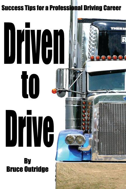 Driven to Drive Book Cover