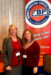 Jodi and Kulicia for the Burness team