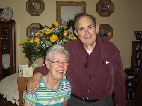 Gerry and Dorothy Lycett