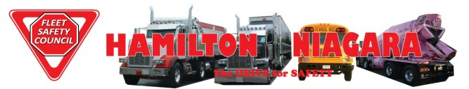 Hamilton Niagara Fleet Safety Council Announces Safety Person and Safety Driver of the Year