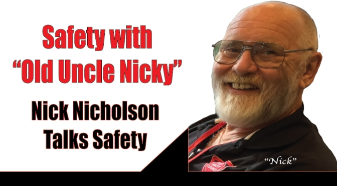 Founding Member Nick Nicholson Passes away June 1, 2019