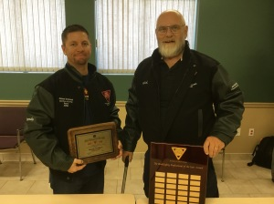 Safety Award Winners for Hamilton Niagara Fleet Safety Council