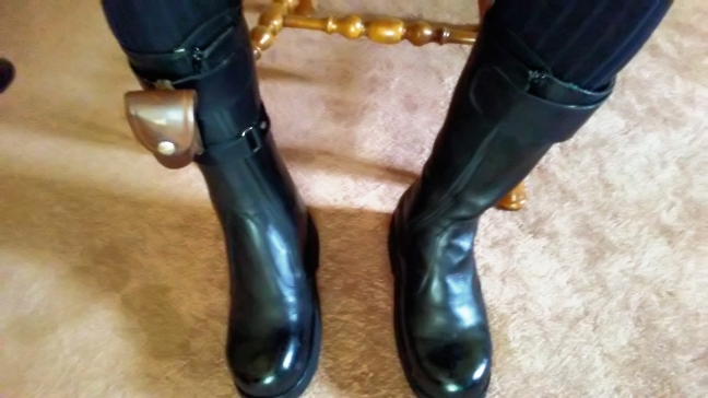 Nick's Boots