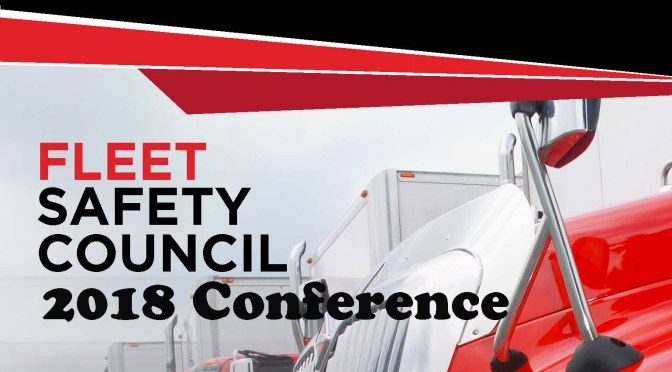 Fleet Safety Council Announces 2018 Conference Registration