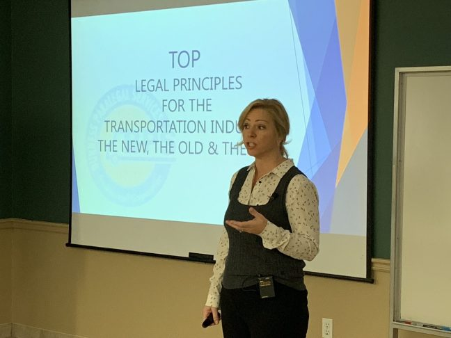 Jodi Burness-Top Legal principles