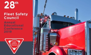 Fleet Safety Council Conference 2019 Banner
