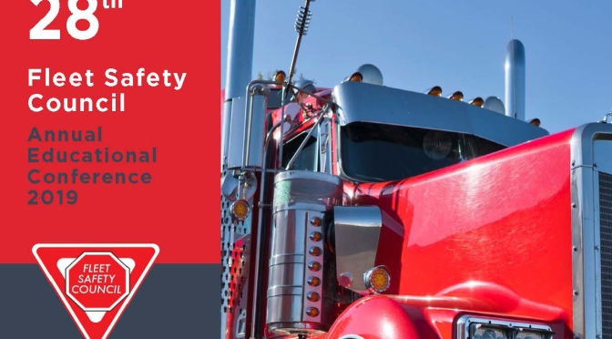 Fleet Safety Council Opens 2019 Conference Registration