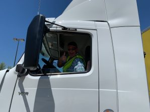 Ron Harris-Central Ontario Truck Driving Championships