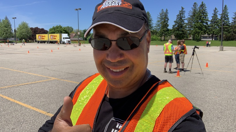 Central Ontario Truck Driving Championships