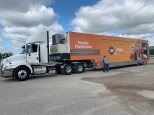 Truck Convoy for Special Olympics 2019